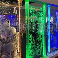 内雕玻璃 特种玻璃 艺术玻璃 厂家供应