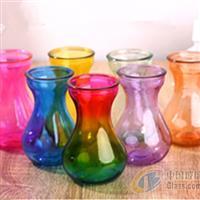 透明玻璃插花瓶 风信子花瓶