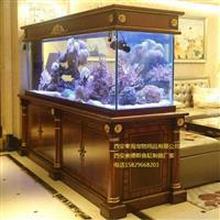西安實木魚缸 可定制魚缸 歐式魚缸 美式魚缸