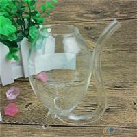 厂销耐高温玻璃茶壶设计新颖