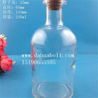 240ml小口試劑玻璃瓶