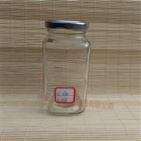 生产四方腐乳酱菜玻璃瓶