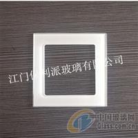 86型开关面板玻璃 丝印面板,江门保利派玻璃制品有限公司,家电玻璃,发货区:广东 江门 江门市,有效期至:2020-05-01, 最小起订:1000,产品型号: