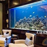南通亞克力魚缸定做大型水族工程