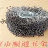 供应高品质xpj娱乐app下载清洗钢丝轮刷