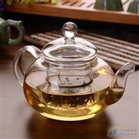 耐热玻璃茶壶 高硼硅玻璃茶具
