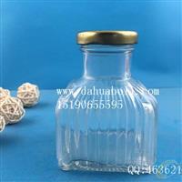 廠家直銷200ml玻璃飲料果汁瓶