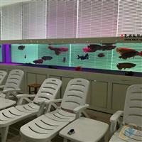 江蘇宜興大型魚缸定制設計