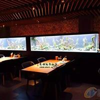 淮安魚缸大型水族工程制作