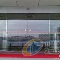 通州区安装钢化玻璃门效果展示