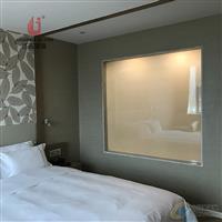 優質調光玻璃廠家供應 電控霧化玻璃 投影玻璃