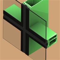 佛山幕墻玻璃補片維修