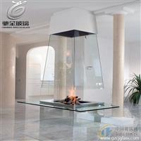 耐高温壁炉玻璃
