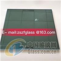 福特蓝镀膜玻璃