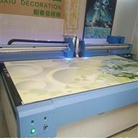 淮南3D噴繪玻璃uv噴繪機