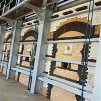 河南提供玻璃窑炉全氧燃烧设计、制作
