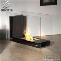耐1000℃高温玻璃,壁炉专项使用玻璃-推荐驰金