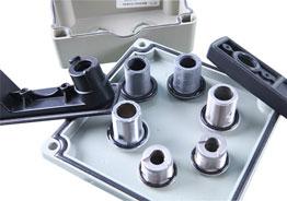 大連華工微量鎖具涂膠機 機柜鎖具密封條 密封條點膠