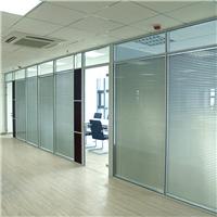 双玻璃百叶隔断,百叶窗隔断,中空百叶玻璃隔断