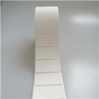 合肥隆昌供应玻璃标签,防水标签,不干胶标签