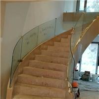 上海樓梯玻璃加工