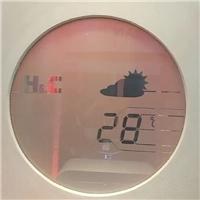 分区智能调光玻璃 动态显示时间、天气、温度,广州汇驰实业发展有限公司,建筑玻璃,发货区:广东 广州 广州市,有效期至:2020-04-30, 最小起订:1,产品型号: