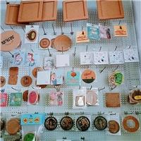 山东厂家各种异形软木杯垫 软木餐垫 软木陶瓷垫