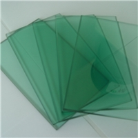 供应2-12毫米F绿玻璃