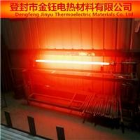 硅碳棒碳化硅加热管加热原理