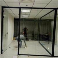 深圳中空百叶玻璃隔断