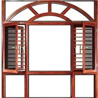 衡阳家装门窗 阳台平开窗订制