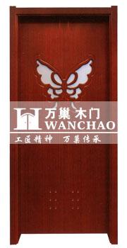 扣线高等室内门-上插式玻璃门 上海成批出售厂