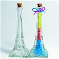 彩砂装瓶专用装饰玻璃瓶 DIY手工制作用品