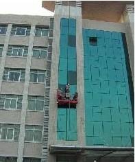 幕墙玻璃更换安装