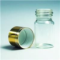 现货批发3060电化铝玻璃瓶管制工艺装饰瓶