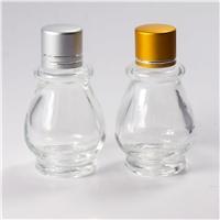 批发葫芦形香水瓶吊饰玻璃瓶