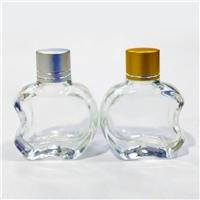 批发苹果玻璃瓶吊饰香水瓶