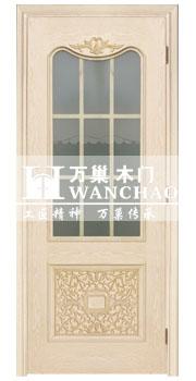 中空玻璃静音酒店门<特价防撞_哈尔滨出厂价供应