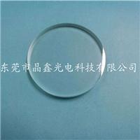 激光探测器用防刮花透光95%以上蓝宝石光学玻璃镜片
