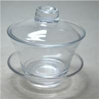 徐州玻璃制品廠家供應玻璃茶碗,玻璃蓋碗,泡茶玻璃碗