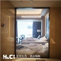 雾化玻璃 南宁会展中心酒店调光玻璃