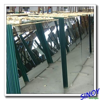成批出售优质2mm-8mm浮法铝镜 银镜加工 镜子定制工厂