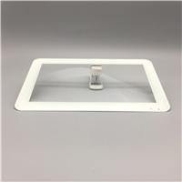 厂家供应/白色丝印显示器玻璃