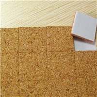 软木垫厂家威尼斯人注册深加工带胶软木垫隔离防震2mm