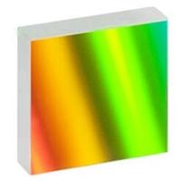 可見光反射式刻線衍射光柵