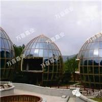 教堂弯弧玻璃/双曲面夹胶玻璃
