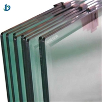 电子设备仪器耐高温玻璃 不易碎可耐1200度玻璃