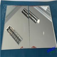 批量出售玻璃銀鏡廠家直銷可深加工裝飾鏡化妝鏡LED鏡