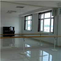 朝阳区八里庄安装镜子八里庄订做玻璃镜子 舞蹈镜子