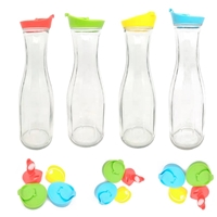 奶瓶高白果汁壶,饮料瓶,1000ml出口奶瓶